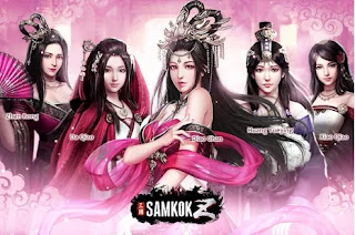 Samkok Z Apk Mod v1.0.13 Latest Version for Android