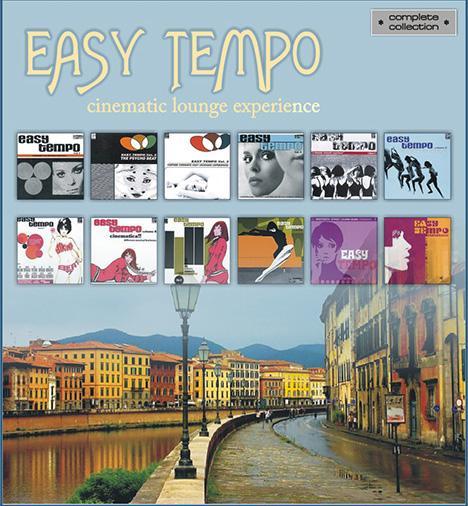Valvulado: Easy Tempo Collection (Jazz Lounge)