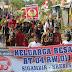 Angkat Tema Budaya, Karnaval Desa Sigambir Sangat Meriah.
