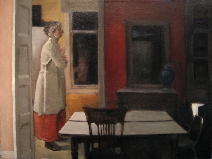 Об изоляции и уединении. Joyce Cambron