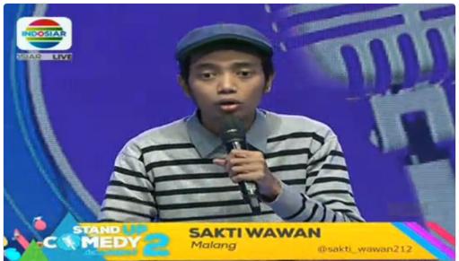 Peserta Stand Up Comedy Academy 2 yang Gantung Mik Tgl 16 Agustus 2016