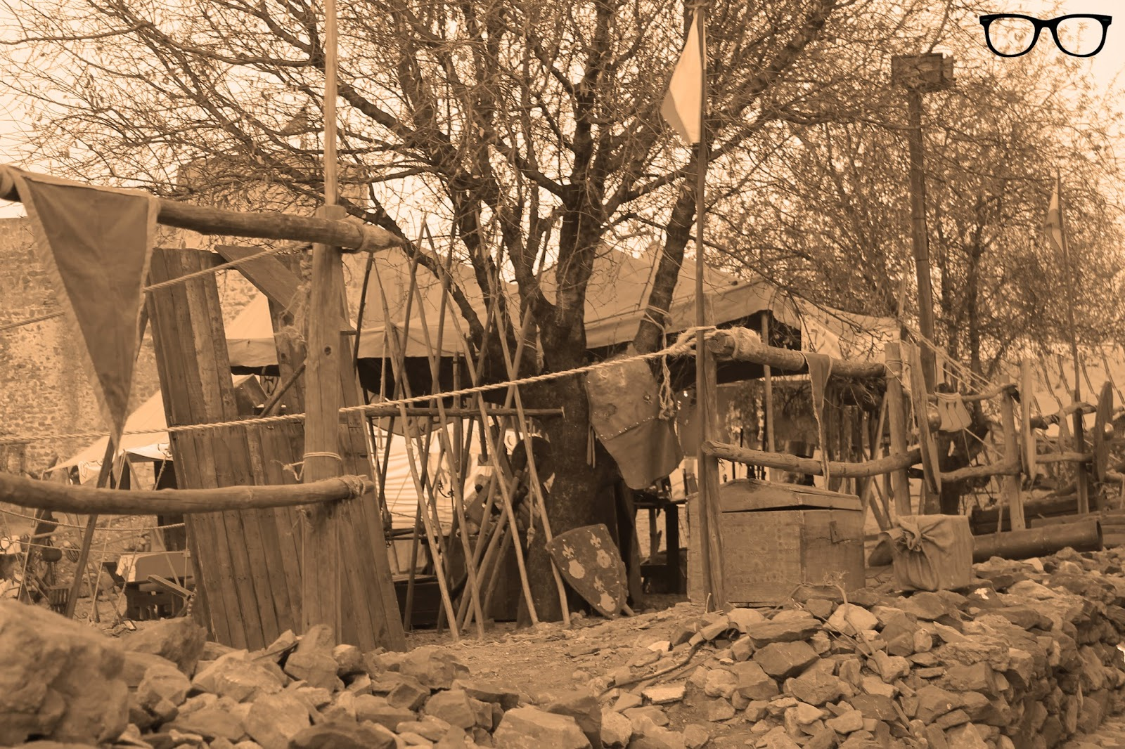 Campamento Feria Medieval