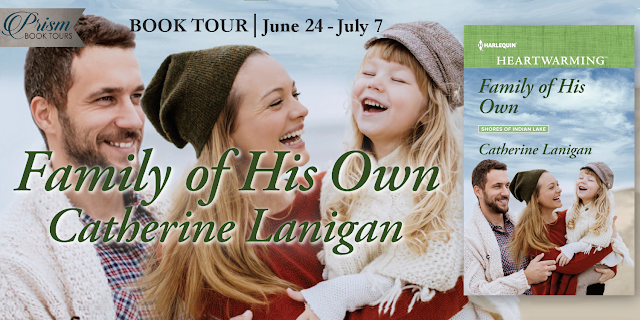 Family of His Own by Catherine Lanigan – Guest Post + Giveaway