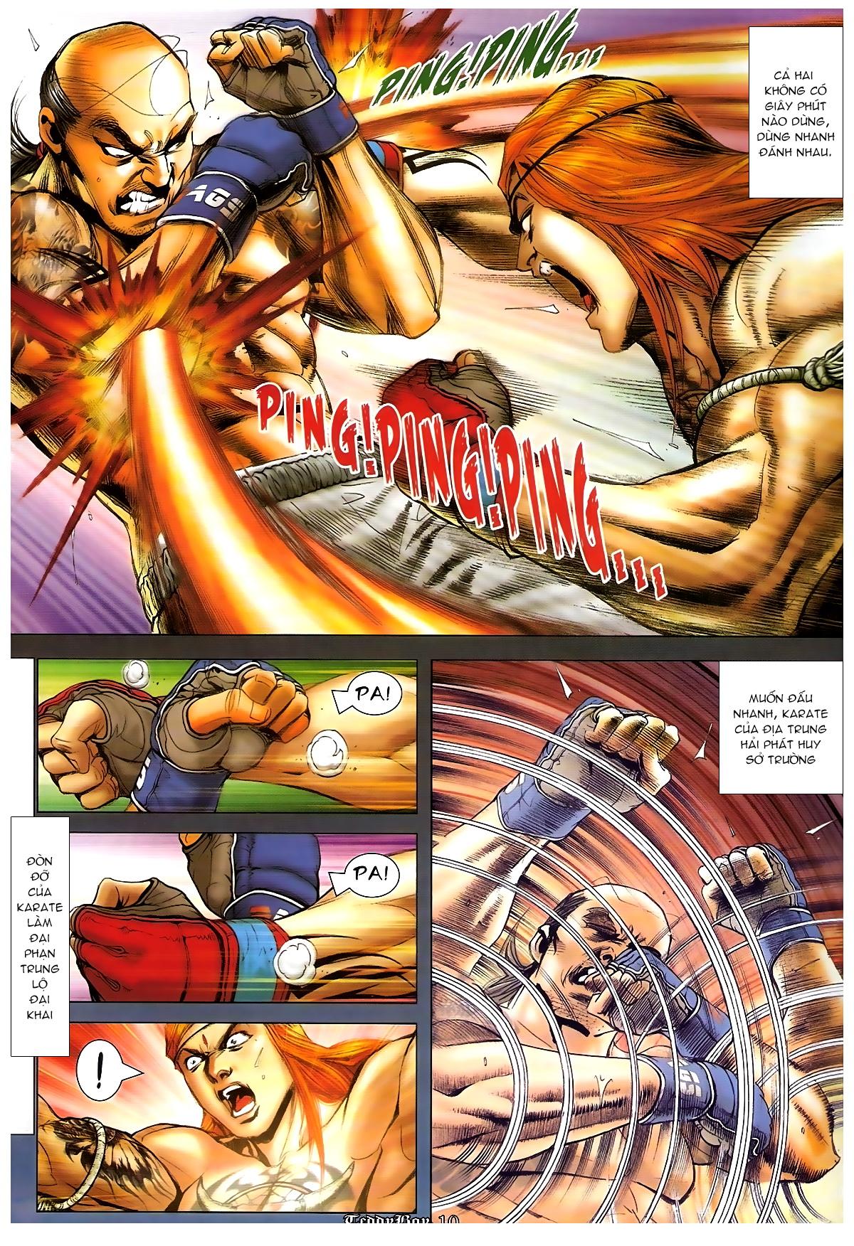 Người Trong Giang Hồ - Chapter 1250: Tối Cường vs Tối Cường 2 - Pic 8