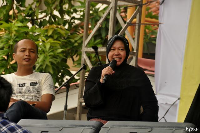 Tri Rismaharini (Walikota Surabaya)