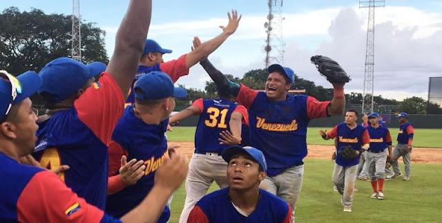El pitcheo de los venezolanos limitó a Cuba a solo 6 imparables, mientras le recetaba 9 ponches