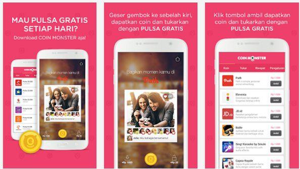 6 Aplikasi Android Penghasil Pulsa Terbaik Dan Terpercaya