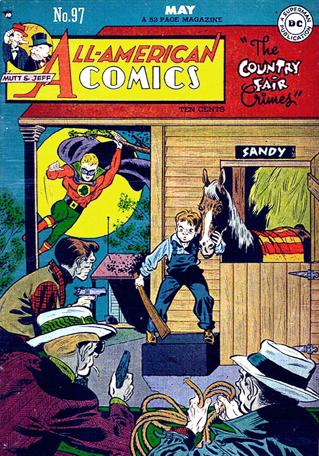 Read online All-American Comics (1939) comic -  Issue #97 - 1