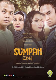 Sumpah Ibu, Azalea TV9 [2017]