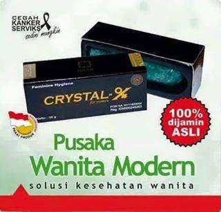 Crystal X Untuk Kanker Serviks Ampuh Atasi Penyakit Organ Kewanitaan Anda