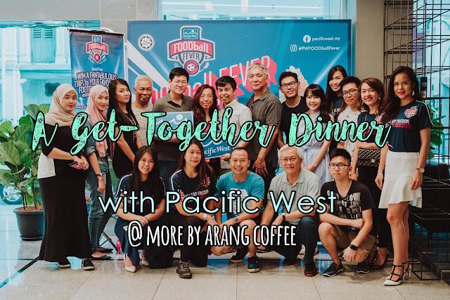 Jom Menang Trip ke Negara Team Bola Sepak Kegemaran @ Foodball Fever Pacific West!