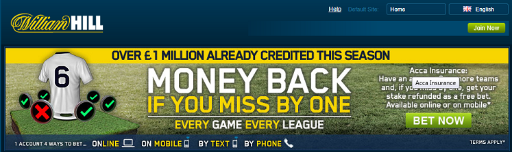 Why You Need A WilliamHill Betting Account - NaijaCanEarn
