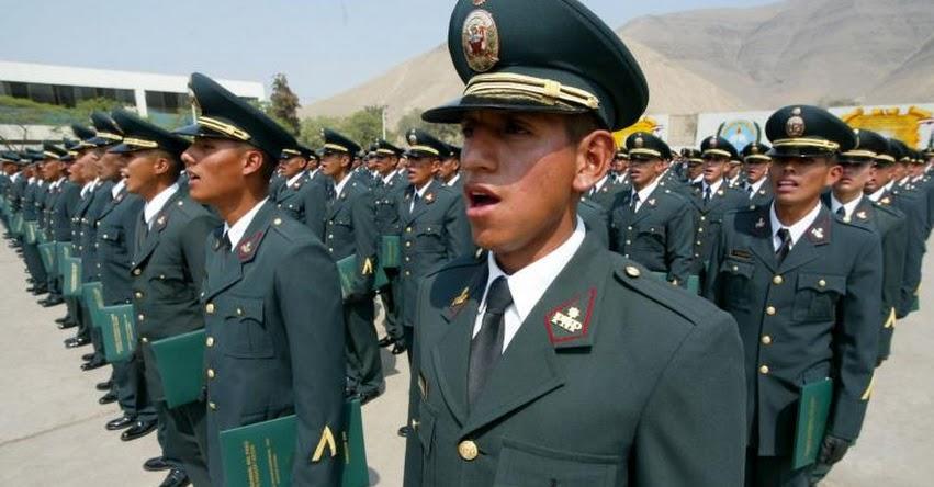 PNP: Gobierno financiará parte de formación policial de jóvenes indígenas