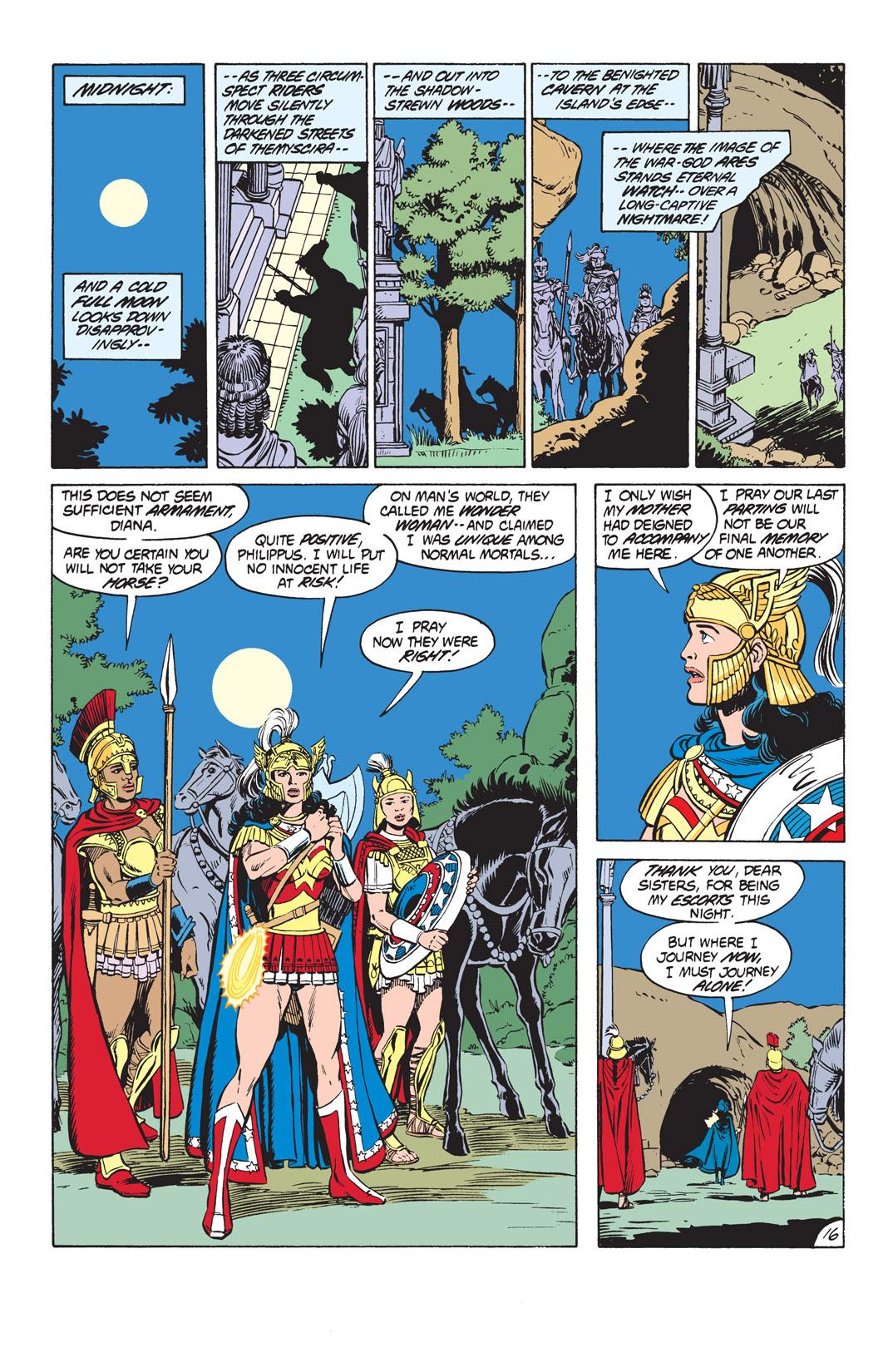 Read online Wonder Woman (1987) comic -  Issue #10 - 18
