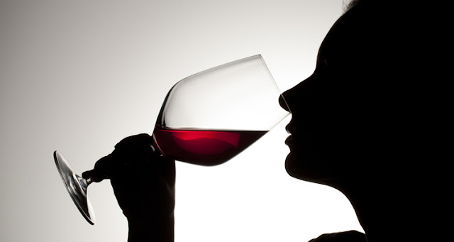 Women Drinking Red Wine | The Fittest Blogger