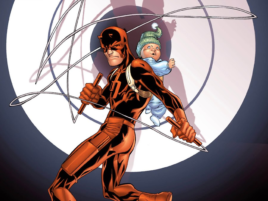 daredevil and bullseye