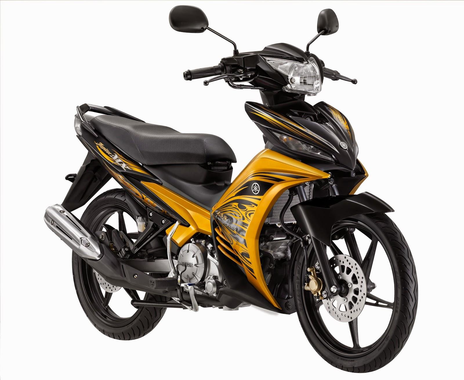 Dunia Modifikasi: Daftar Harga Kredit Motor Yamaha