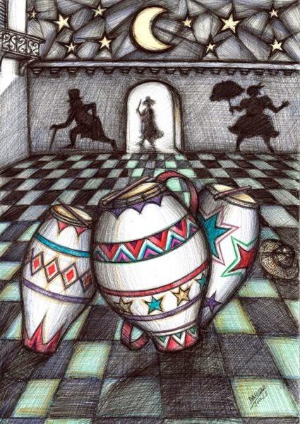 Candombe, art, lulunga-candombe, artpreneure