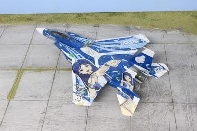 F-15E The Idolmaster 1/48.