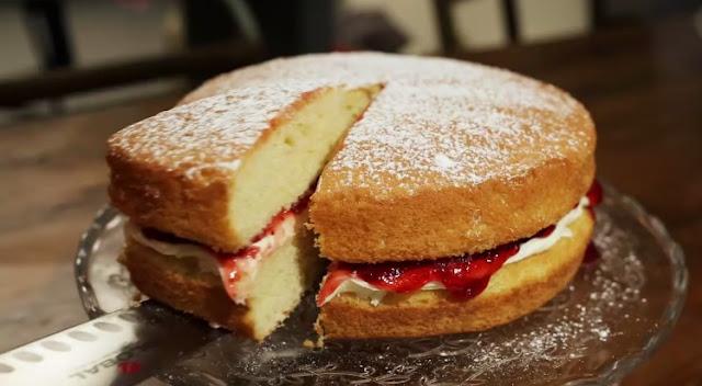 Resep Sandwich Victoria Klasik