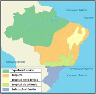 Climas Brasil www.professorjunioronline.com