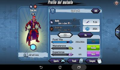 Mutants: Genetic Gladiators video N°370 Fusion Bounty Bug - Fusione Cow Boy