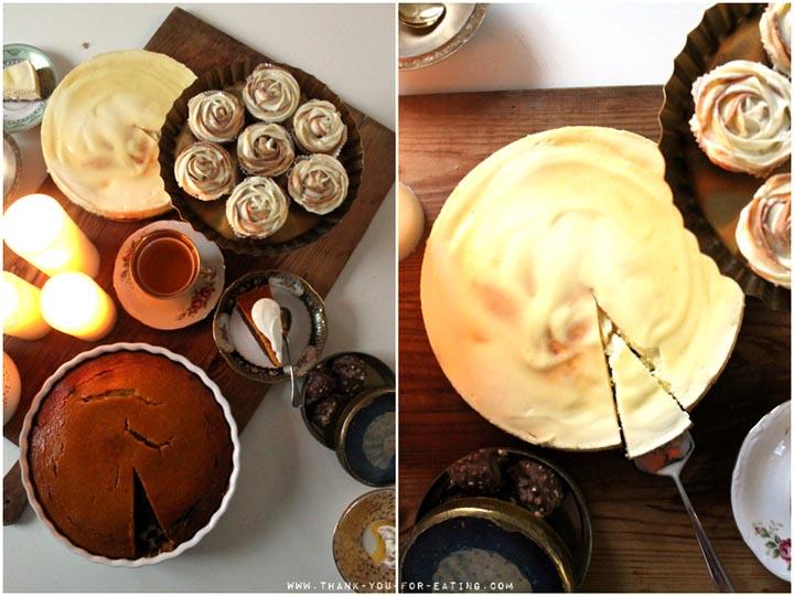 Leckeres Rezept für Cheesecake