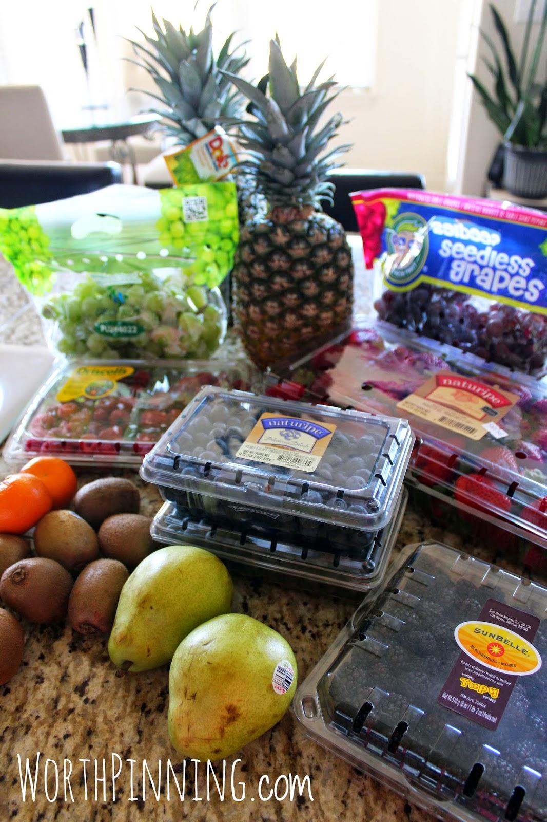 Fruit Platter Costco - 0425