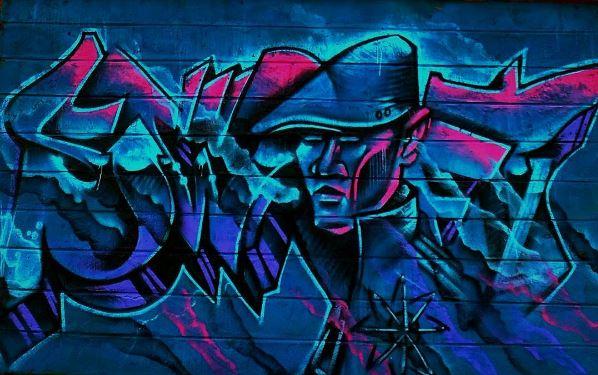 His Swift Hands A Quick Sketching Graffiti Artist Wendi Art It