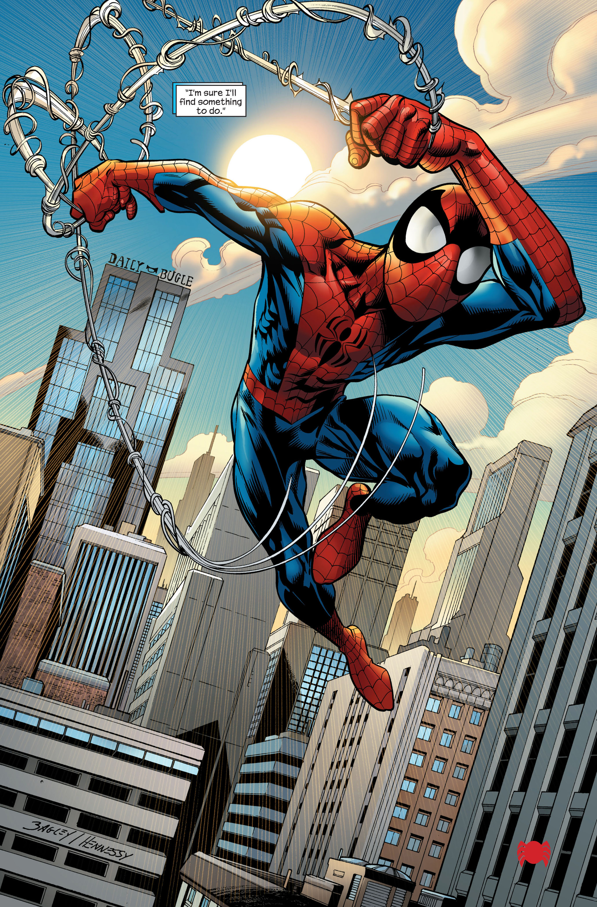 Read online Ultimate Spider-Man (2000) comic -  Issue #111 - 20