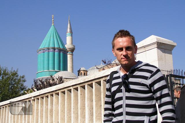 Konya - Muzeum Mevlany i Zakon Wirujących Derwiszy. Top atrakcje Turcji