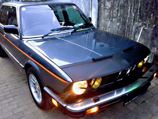 BMW 520i (e28) Tahun 1987 - SERANG