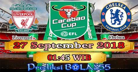 Prediksi Bola855 Liverpool vs Chelsea 27 September 2018