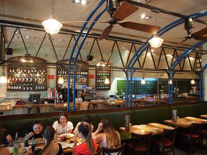 """מסעדת טרנטינו ביס פלנט ראשל""""צ – אוכל איטלקי שמח"""