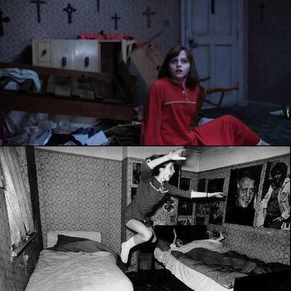 The Poltergeist Enfield (true story of the 2 spell)