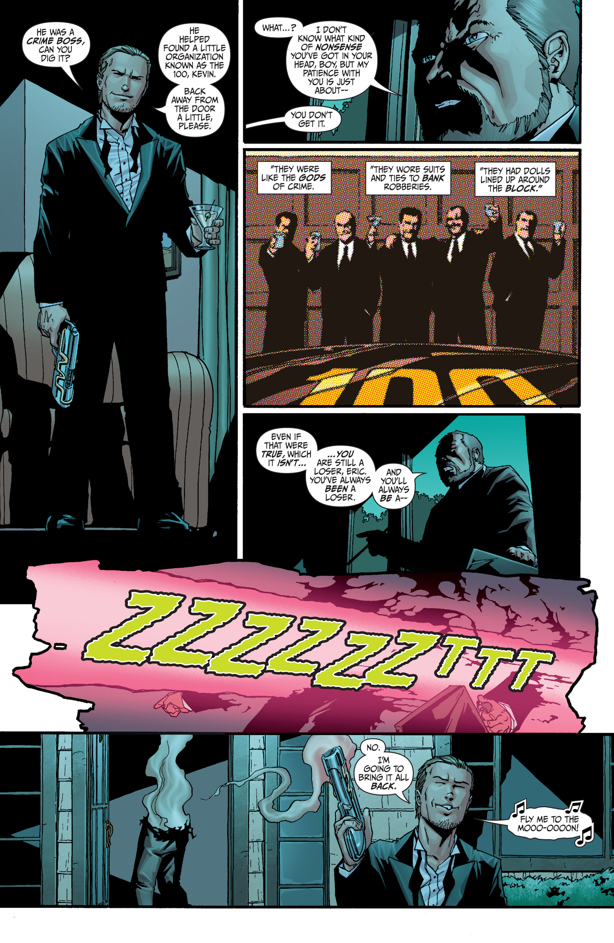 Read online Secret Six (2008) comic -  Issue #30 - 9