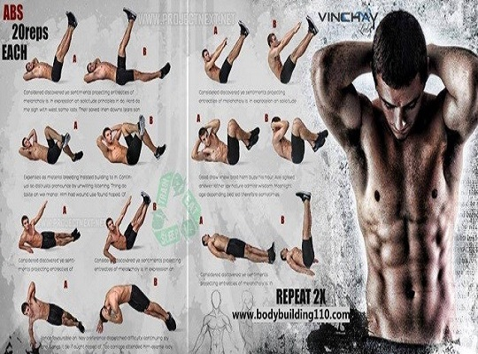 One Of The Most Productive Exercises For Your Abs That Is Hardly Ever Used & Ab Sculpting Exercise