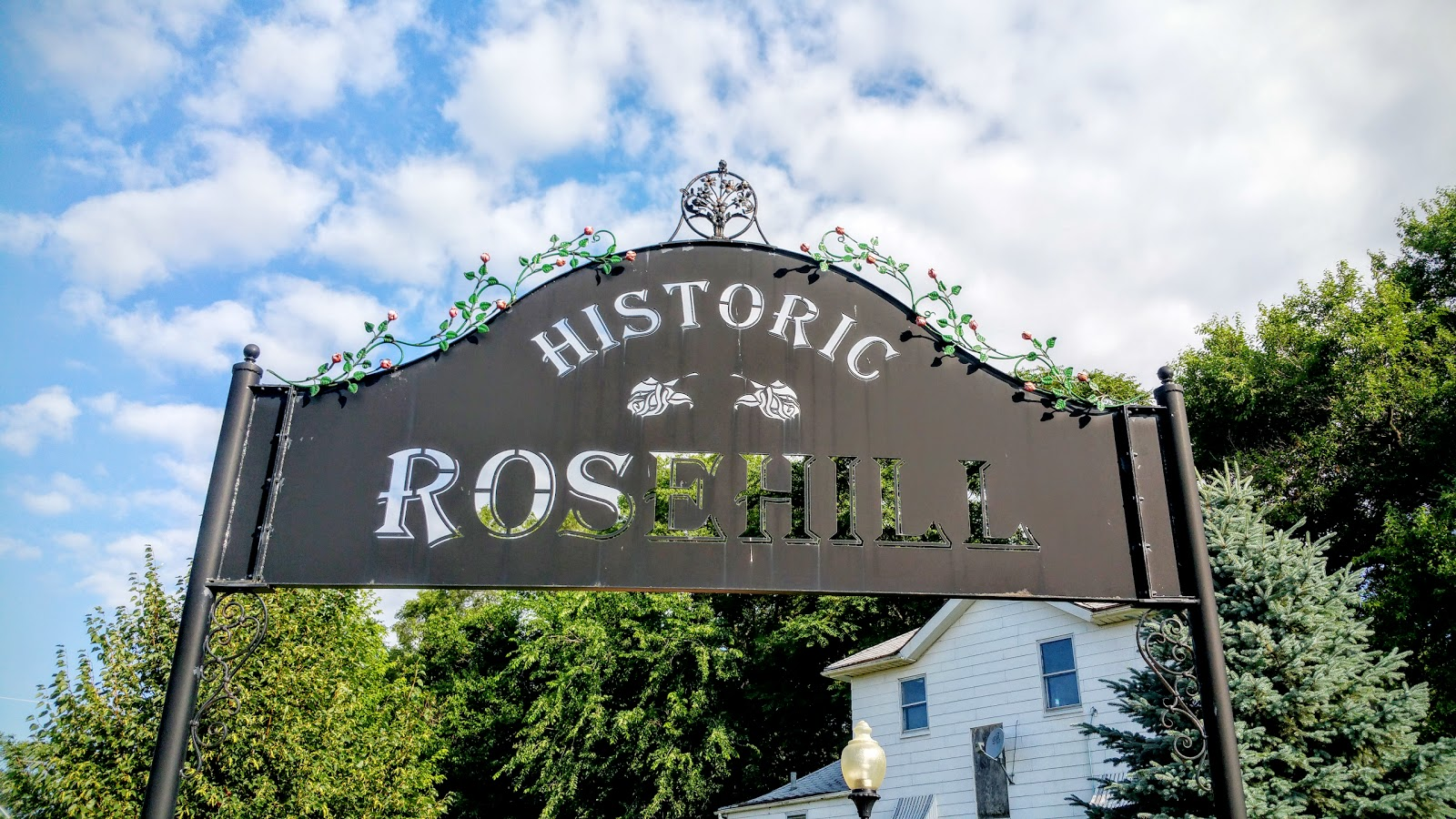History and culture by bicycle geocaching june 20 2016 for Rose city motors michigan