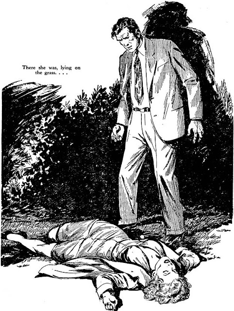 Dime Detective August 1952 - Sing a Song of Murder  - Larry Holden