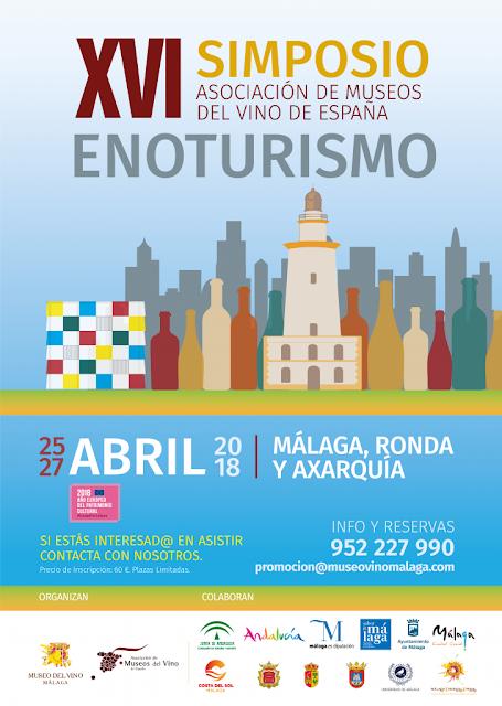 XVI Simposio sobre Enoturismo de la Asociación de Museos del Vino