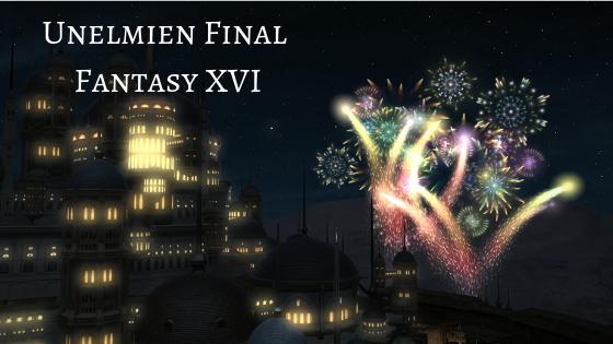 Unelmien Final Fantasy XVI 3: Tarina