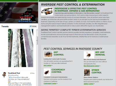 reliable pest control experts