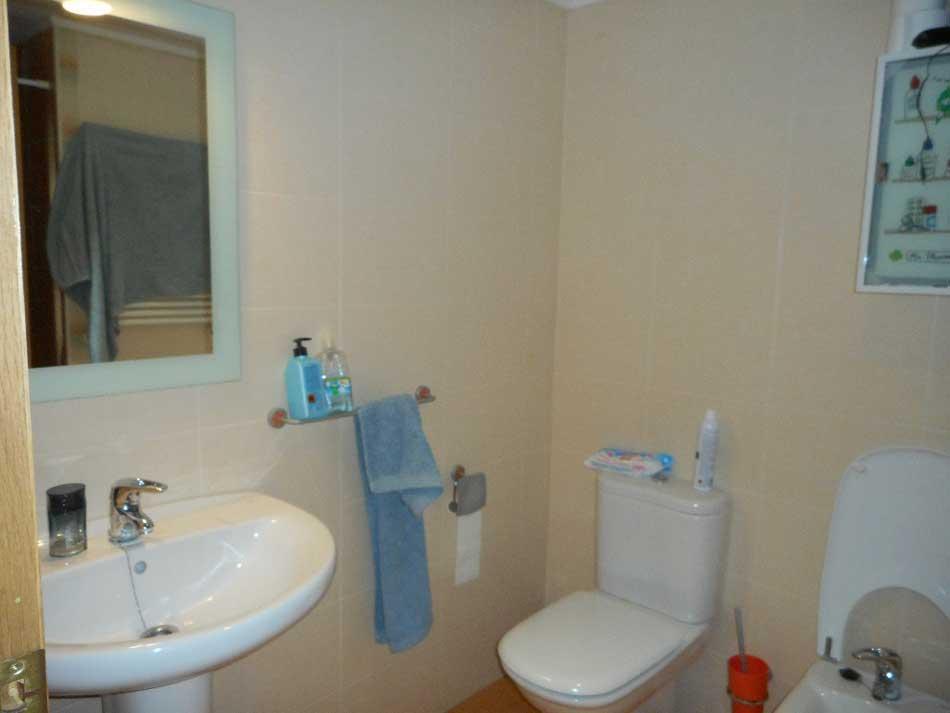 duplex en venta castellon calle huesca wc