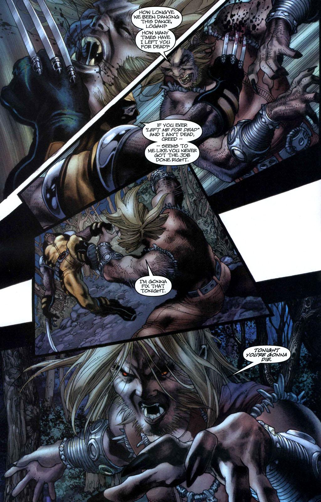 Read online Wolverine (2003) comic -  Issue #50 - 11