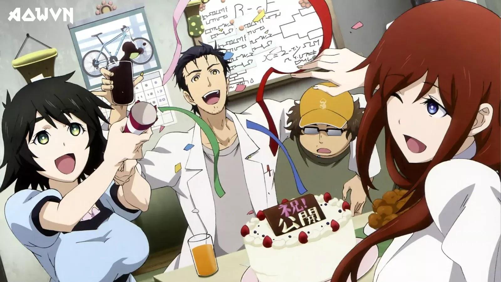 AowVN.org minz%2B%25283%2529 - [ Anime 3gp Mp4 ] Steins;Gate + Specials + Movie | Vietsub - Tuyệt Phẩm Cực Hay