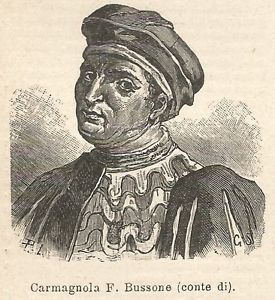 Bussone was beheaded for alleged treason against the Republic of Venice