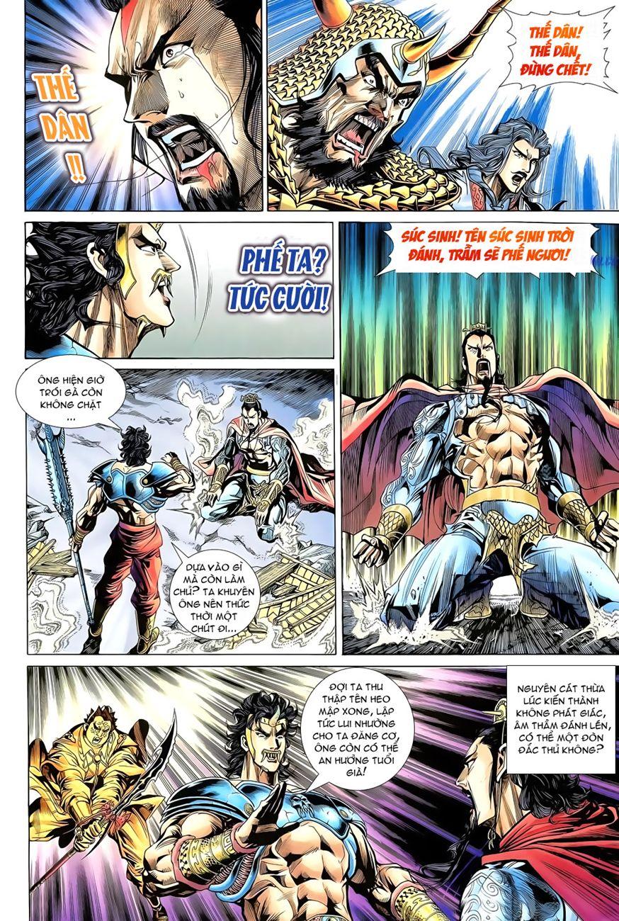 Đại Đường Uy Long chapter 79 trang 23