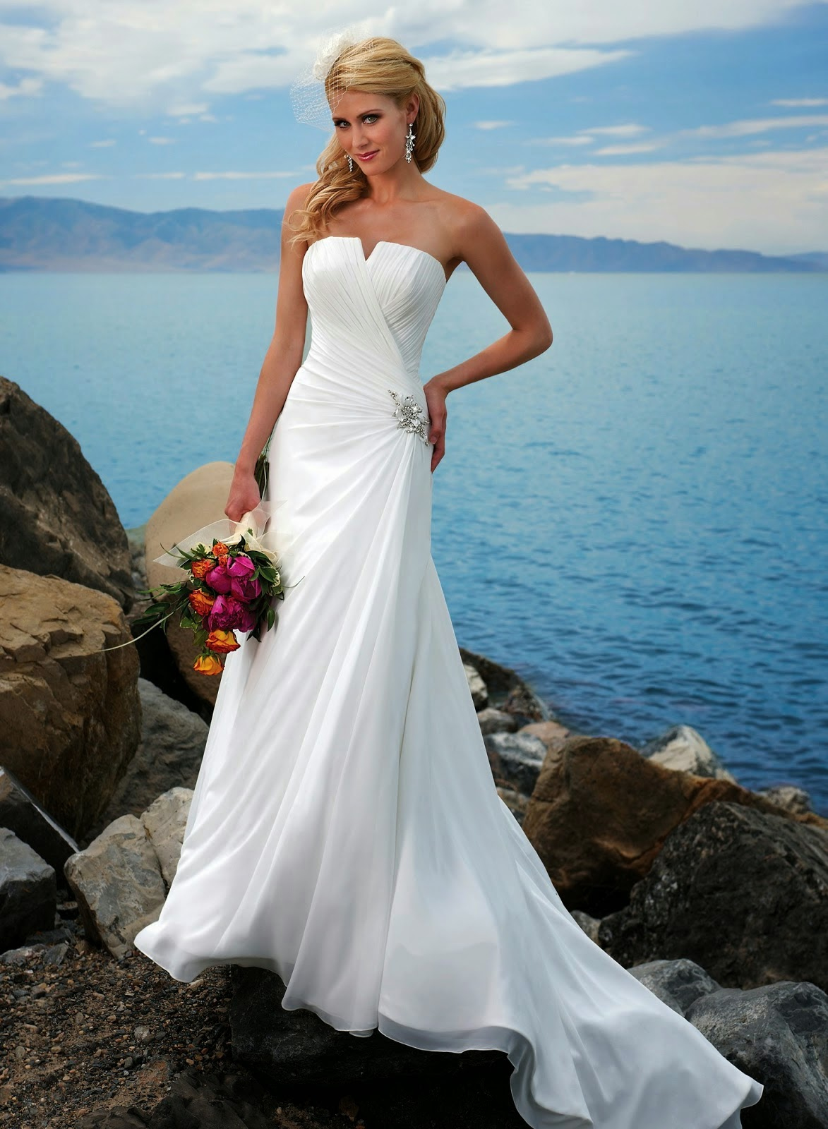 Charming Vestidos Novia 2015 Gallery - Wedding Ideas - memiocall.com