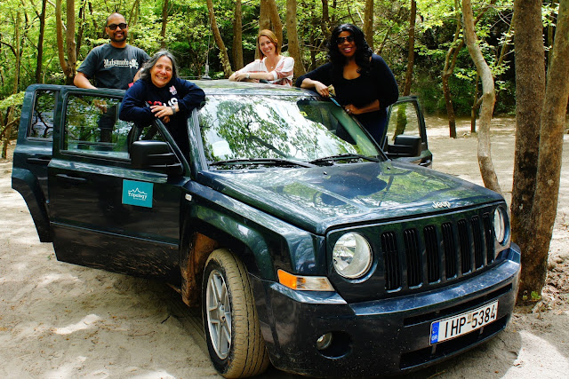 Car One Tripology Adventures Off-Road Trip Through Central Greece