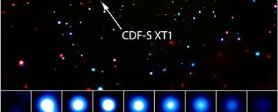 Misteri Ledakan Terdeteksi di Galaksi yang Jauh